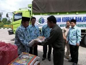 Permalink ke Riaupulp Bantu Korban Pasca Banjir di Inhu