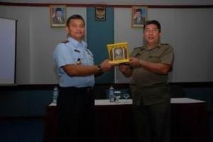 Permalink ke Pasis SEKKAU TNI AU Kunjungi Riaupulp