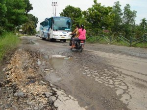 Permalink ke Rawan Kemacetan dan Kecelakaan Lalu Lintas
