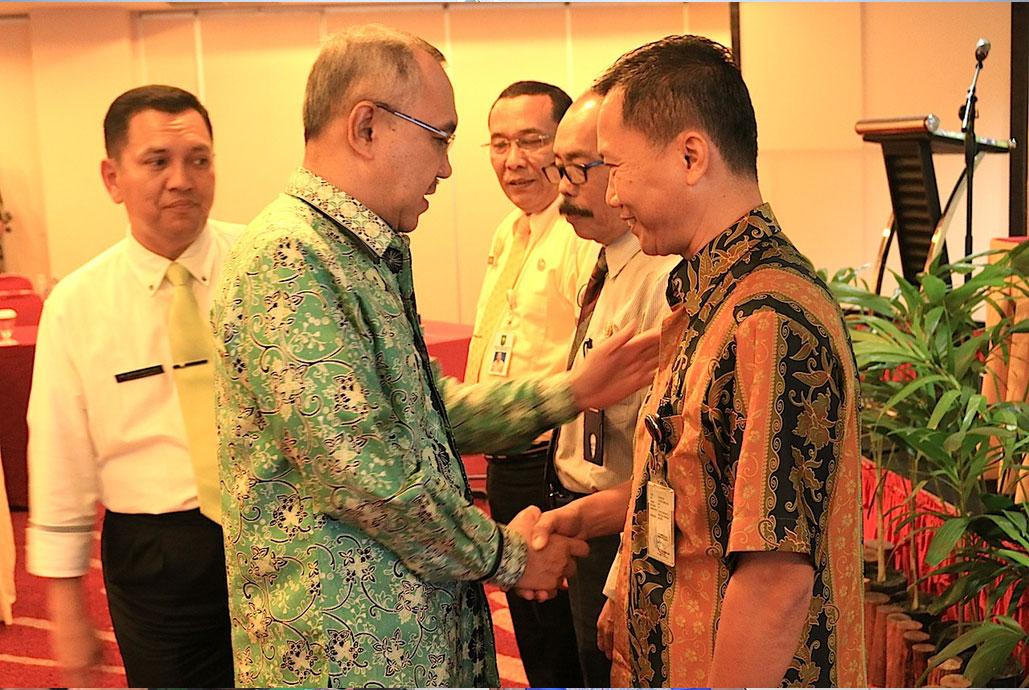 Permalink ke Rapat Evaluasi UPT & UP Dilingkungan Dispenda Prov Riau