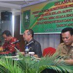 Forum Komunikasi Pengembangan Kawasan Klaster Industri Hilir Kelapa Sawit (IHKS)