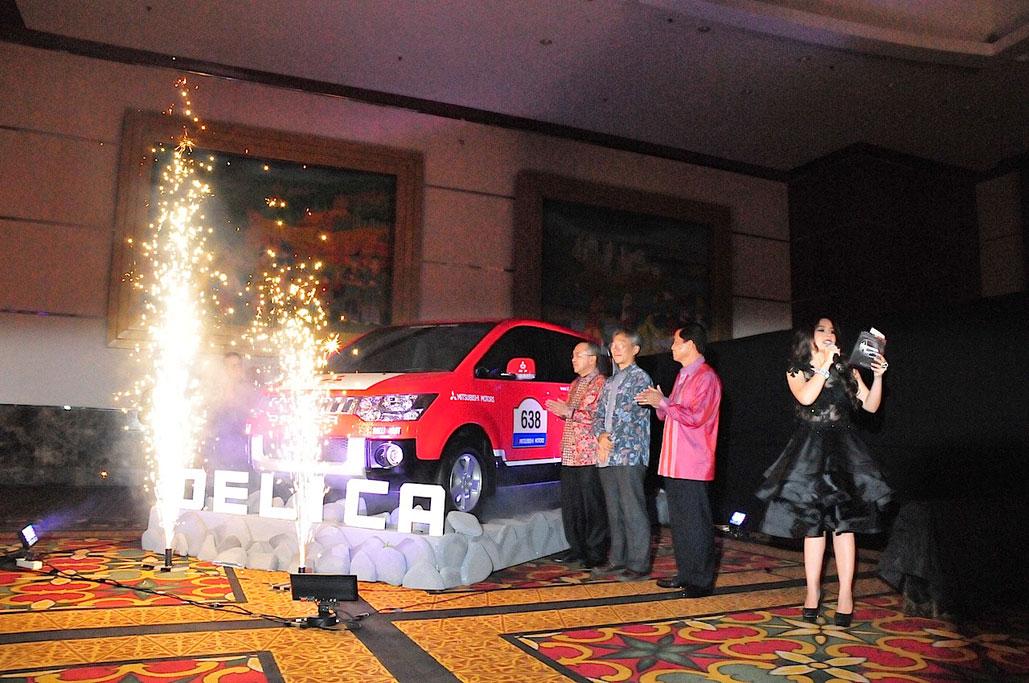Permalink ke Launching Mitsubishi Delica