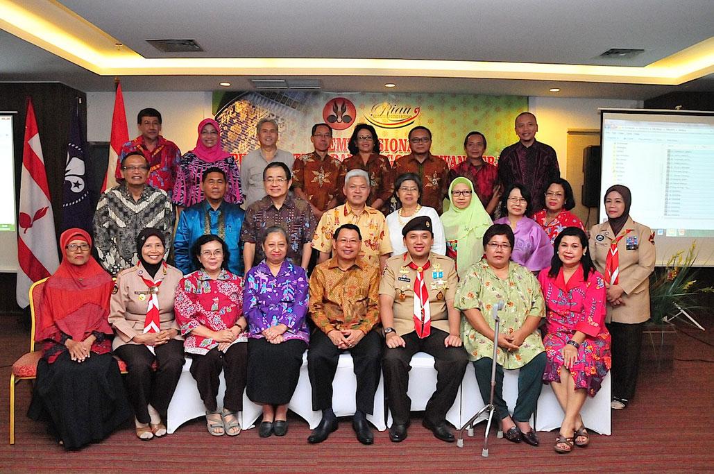 Permalink ke Temu Nasional Purna Aktivis & Anggota Dewan Kerja (Tenas PADK) 2014