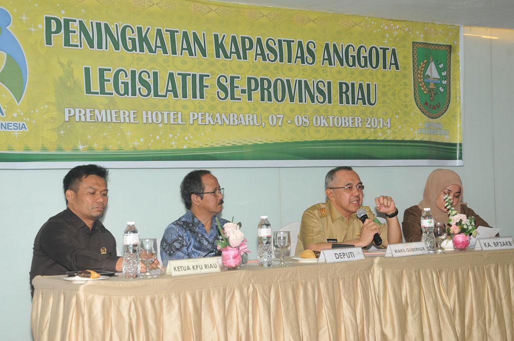Permalink ke Peningkatan Kapasitas Anggota Lesgislatif Se-Prov Riau