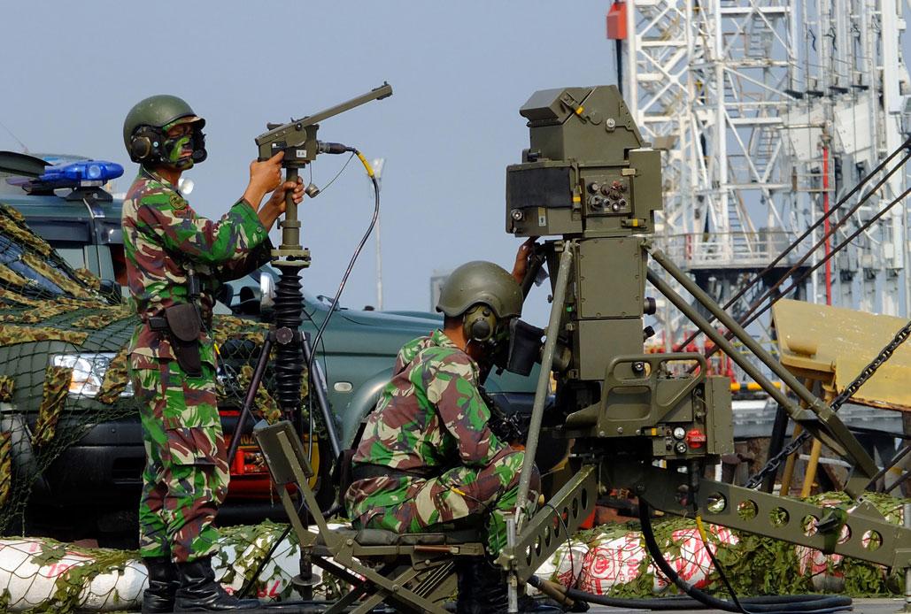 Permalink ke PT Chevron Pacific Indonesia Dumai Tuan Rumah Latihan Pertahanan Udara Nasional