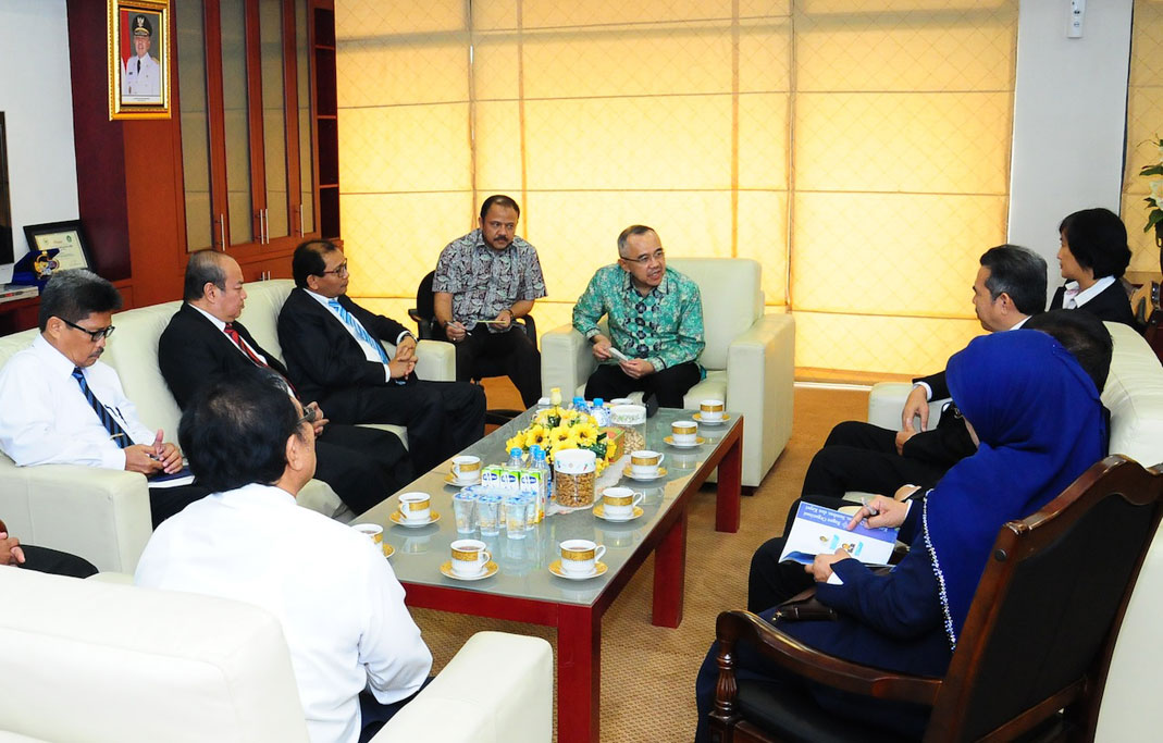 Permalink ke Audiensi Kanwil DJP Riau dan Kepulauan Riau
