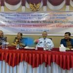 Workshop Jurnalistik dan Media Gathering 2014
