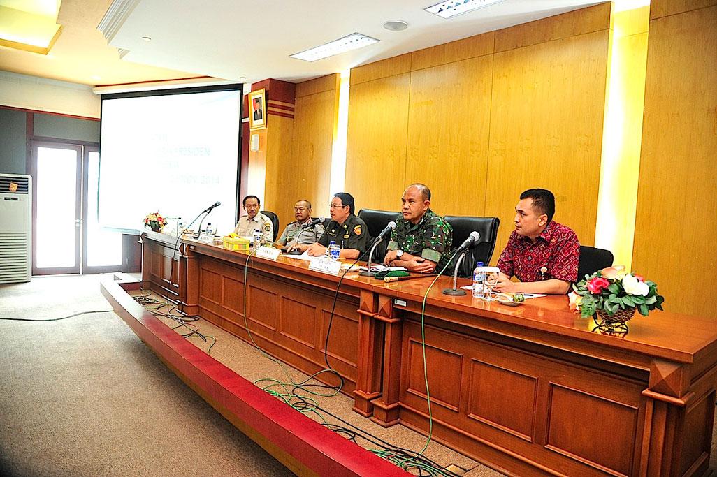 Permalink ke Rapat persiapan kedatangan Presiden RI ke Prov Riau
