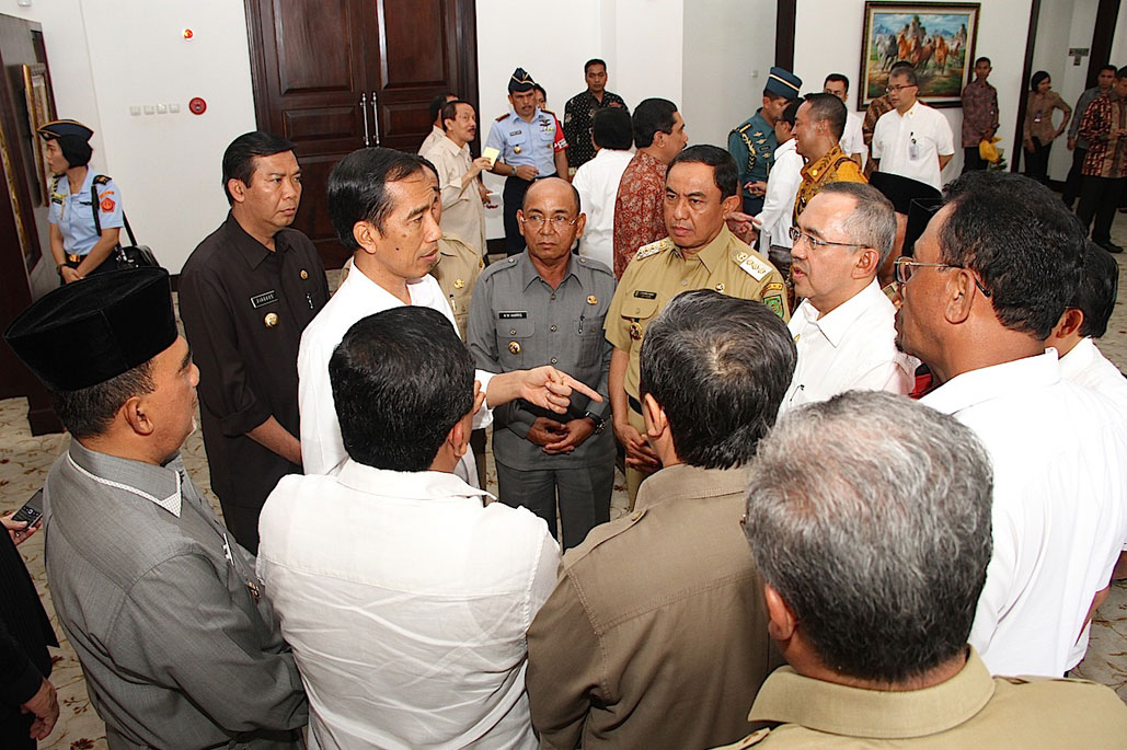 Permalink ke Presiden RI Dalam Rangka Kunjungan Kerja Presiden RI Ke Prov Riau