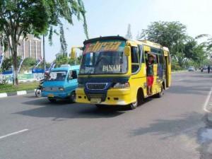 Permalink ke Tarif Angkutan Umum di Pekanbaru Naik Serentak Mulai Hari Ini