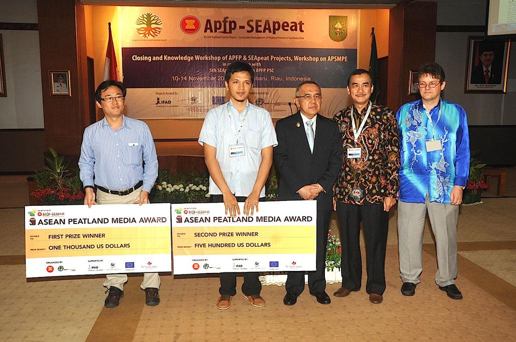 Permalink ke Workshop APFP & SEApeat Project Workshop on APSMPE