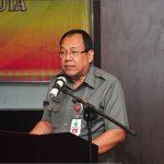 Ass II Setda Prov Riau Menghadiri Rapat Koordinasi Tim Pembina UKS Kab / Kota Se Prov Riau