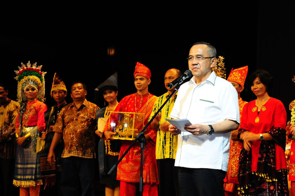 Permalink ke Pembukaan Pameran & Pergelaran Seni Se-Sumatra 2014
