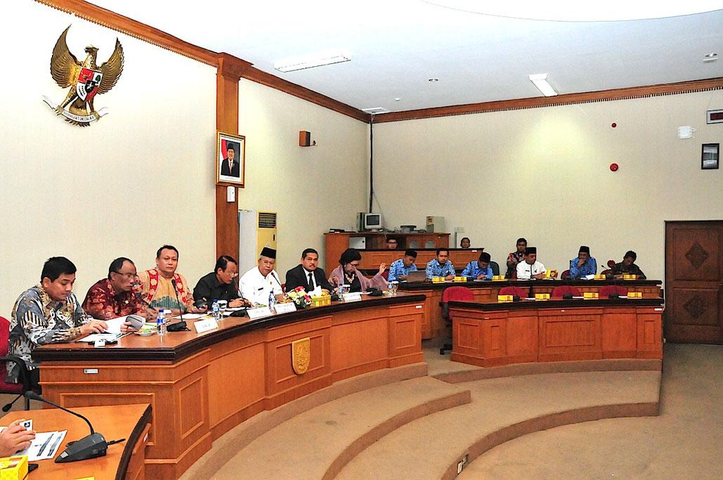 Permalink ke Pertemuan Pemprov Riau Dengan Anggota DPD RI