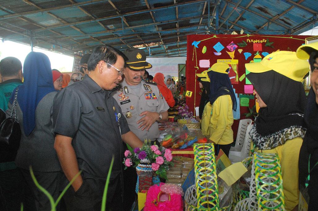 Permalink ke Sekda Tinjau Bazar Jambore Anak2 Panti Hasuhan/LKSA III Se-Prov Riau