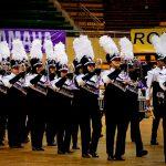 Bahana Cendana Kartika Rumbai Peringkat Empat Pada AcaraGrand Prix Marching Band Nasional