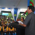 Pembukaan Jambore Anak2 Panti Hasuhan/LKSA III Se-Prov Riau