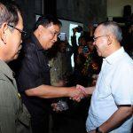 Penyerahan Anugrah Pemeringkatan Badan Publik Prov Riau