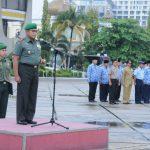 Hari Bela Negara Di Kantor Gubernur Provinsi Riau
