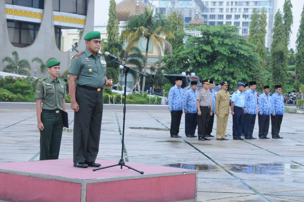 Permalink ke Hari Bela Negara Di Kantor Gubernur Provinsi Riau