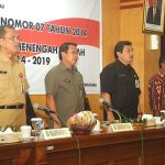 Sosialisasi Perda No 07 tahun 2014 Tentang RPJMD Prov Riau 2014-2019