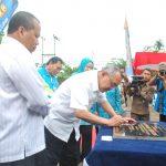 Bhakti Sosial PKK-KB Kes Tingkat Provinsi Riau Tahun 2014