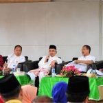 Rapat percepatan E Goverment Pemprov Riau