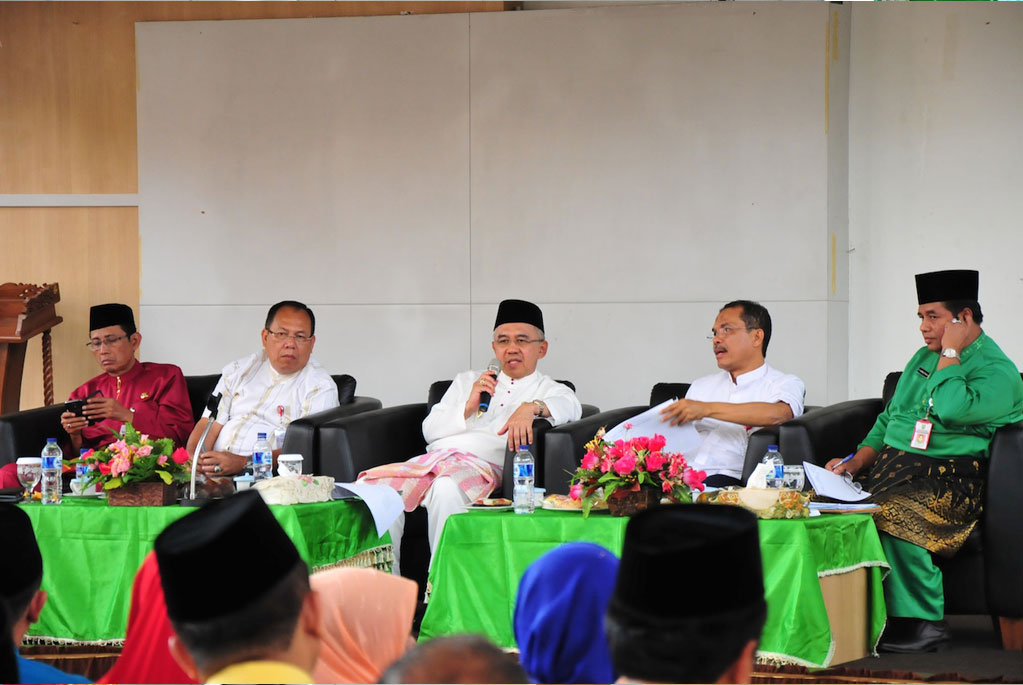 Permalink ke Rapat percepatan E Goverment Pemprov Riau