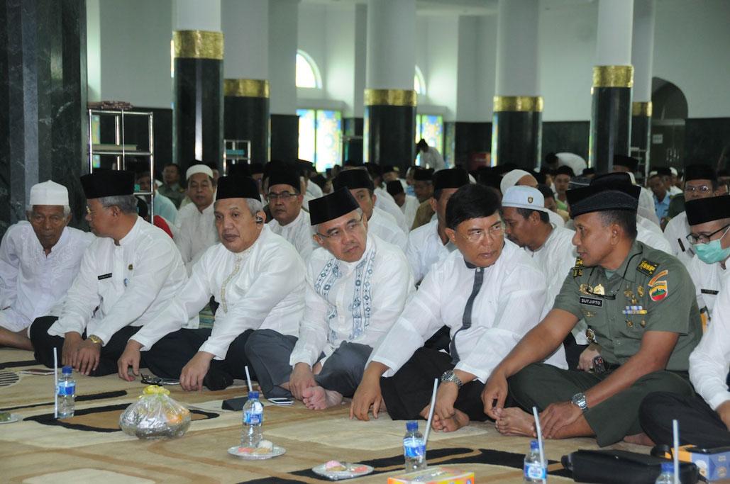 Permalink ke Maulid Nabi S.A.W di Masjid Agung Annur