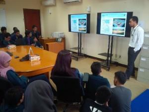 Mahasiswa ITB Asal Riau Kunjungi Operasi Chevron di Minas