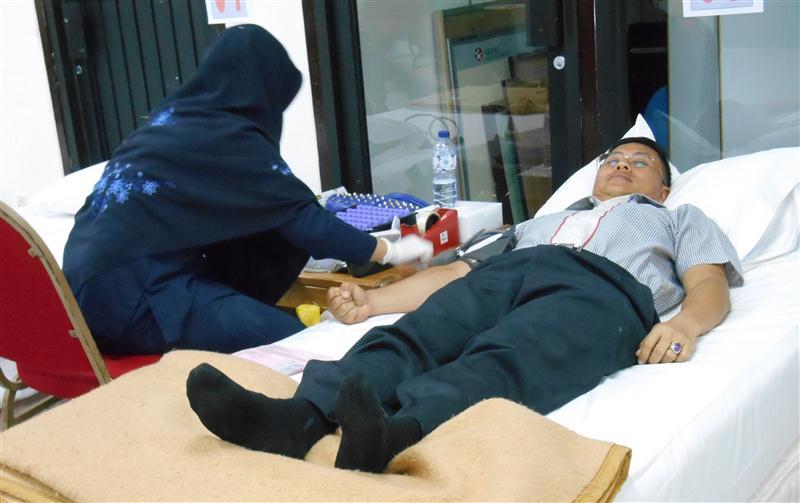 Chevron Kembali Gelar Donor Darah di Minas