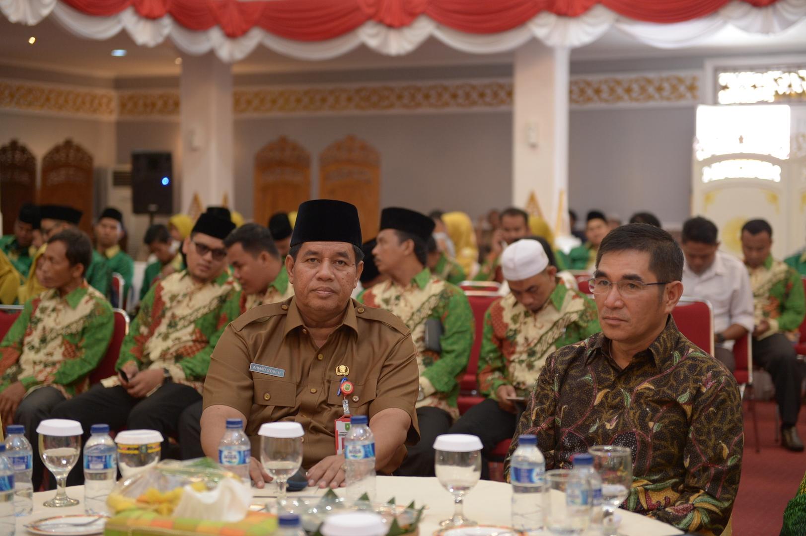 Permalink ke Pelantikan Pengurus DPW dan DPC Syarikat islam Prov Riau 2016