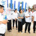 Sekda Prov Riau dan Jajaran Tinjau lokasi Pelaksanaan Peringatan HAKI