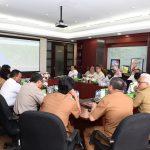 Rakor Penambahan Ruas Jalan TOL Pekanbaru Padang