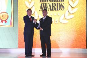 Permalink ke Bank Riau Kepri Raih Patinum Trophy dari Majalan Infobank