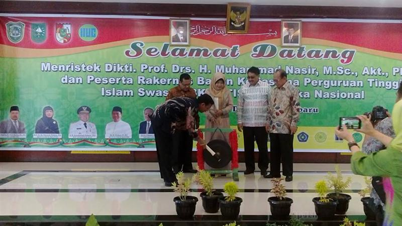 CALL PAPER BKS PTIS SE INDONESIA DI UIR RESMI DIBUKA