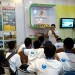 160 Pelajar SMA Ikuti Edukasi Migas di Riau Expo 2015