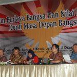 Indonesia Tidak Boleh Hanyut Oleh Budaya Asing
