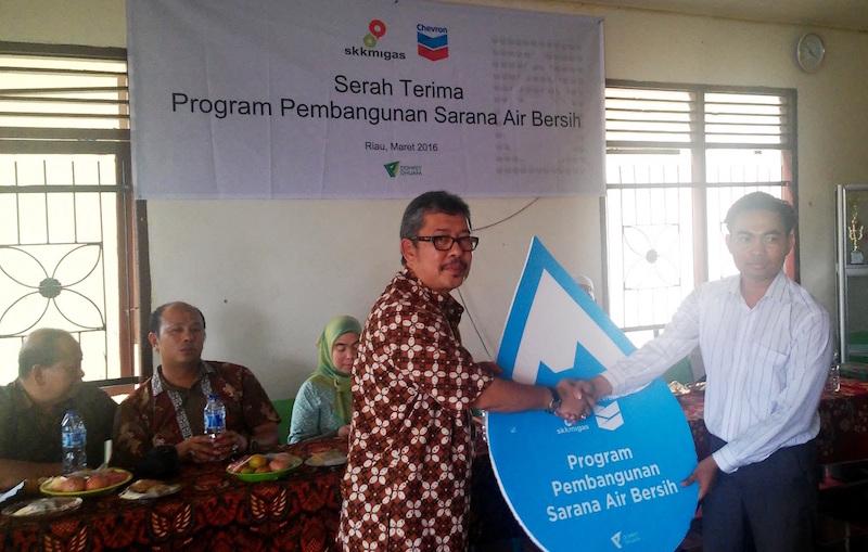 Permalink ke Chevron Tingkatkan Kualitas Kesehatan 3.711 Kepala Keluarga di Empat Kabupaten Provinsi Riau