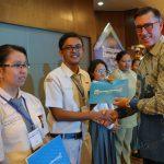 Chevron Umumkan Pemenang Darmasiswa Chevron Riau 2016