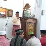 H Arsyadjuliandi Rachman Serahkan Bantuan Rp25 Juta untuk Mesjid Al Mukminin