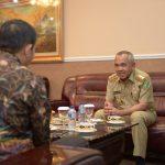 Gubri Berbincang dengan Ketua DPP Syarikat islam