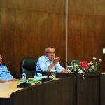Pertemuan Komisi IV DPR RI dengan Pemprov Riau Tentang Finalisasi RTRW Prov Riau