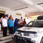 Melepas Pajero Sport Family (PSF) Touring Wisata & Baksos ke Aceh