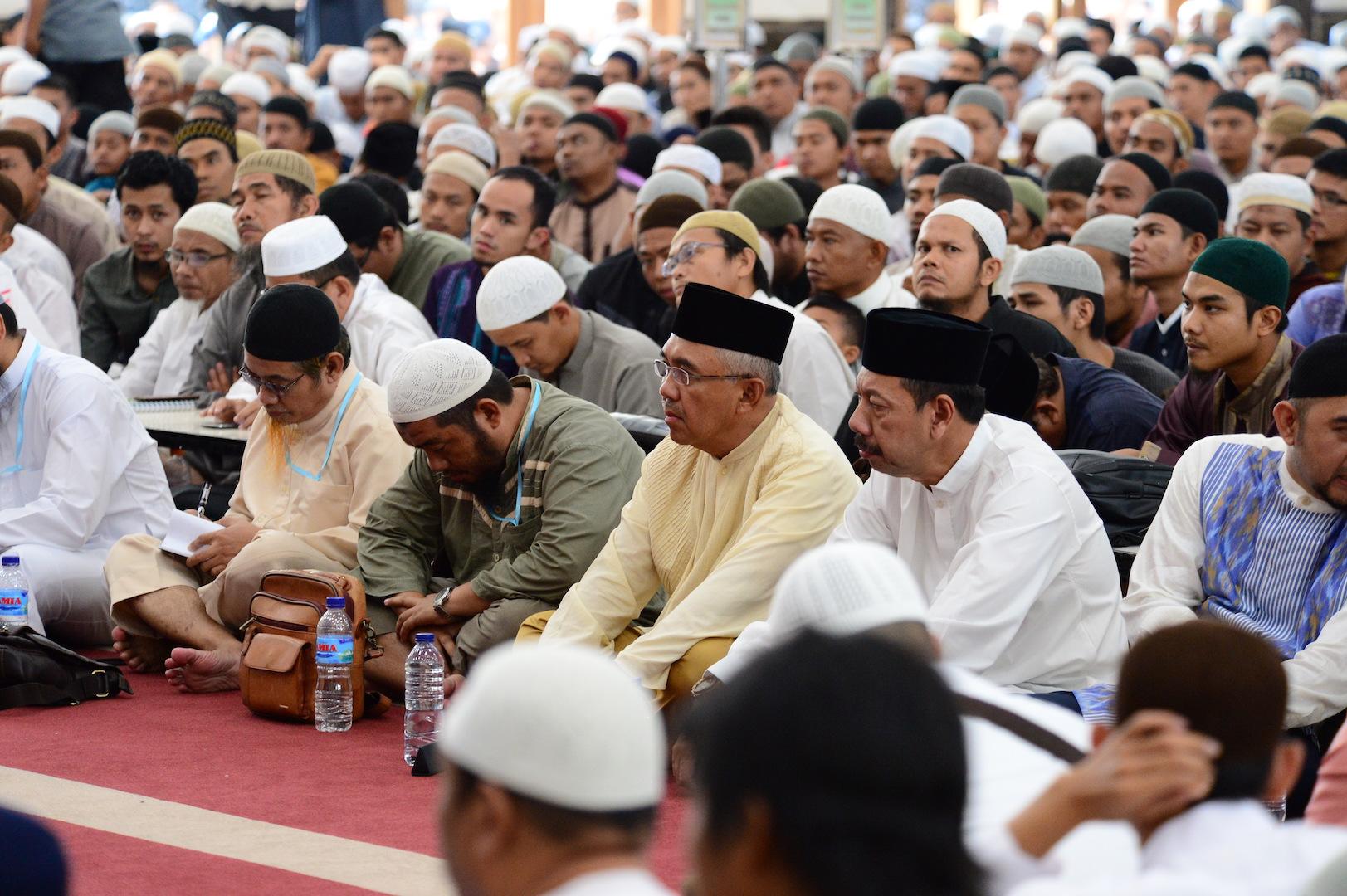Permalink ke Tabligh Akbar di Masjid Abu Ad Darda
