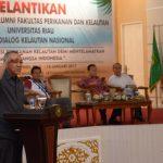 Pelantikan Ikatan Keluarga Alumni Fakultas Perikanan Dan Kelautan