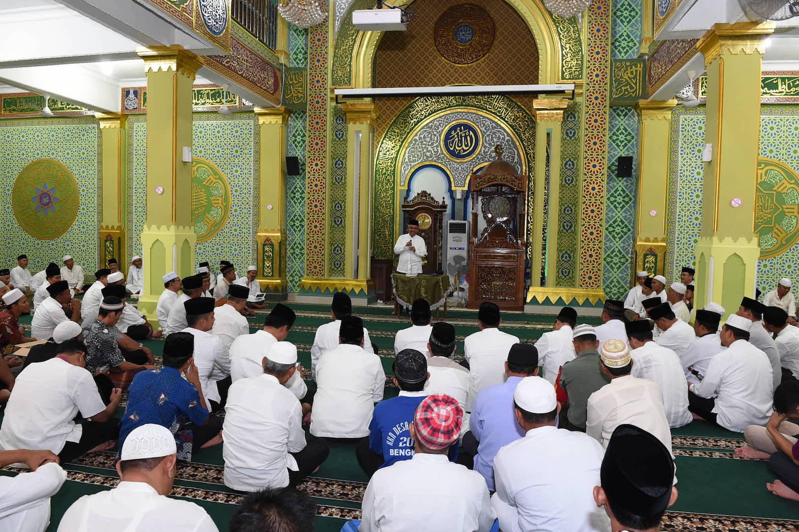 Permalink ke Maulid Nabi Muhammad SAW 1438H di Masjid Al mujahidin Jl Jendral