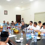 Gubri Pimpin Rapat Forkompimda dan MUI Riau