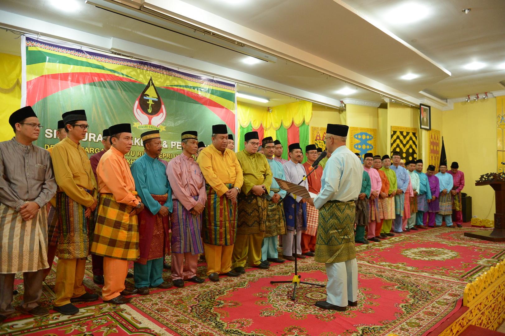 Permalink ke Silahturahmi Akbar & Pengukuhan DPP KEMAR