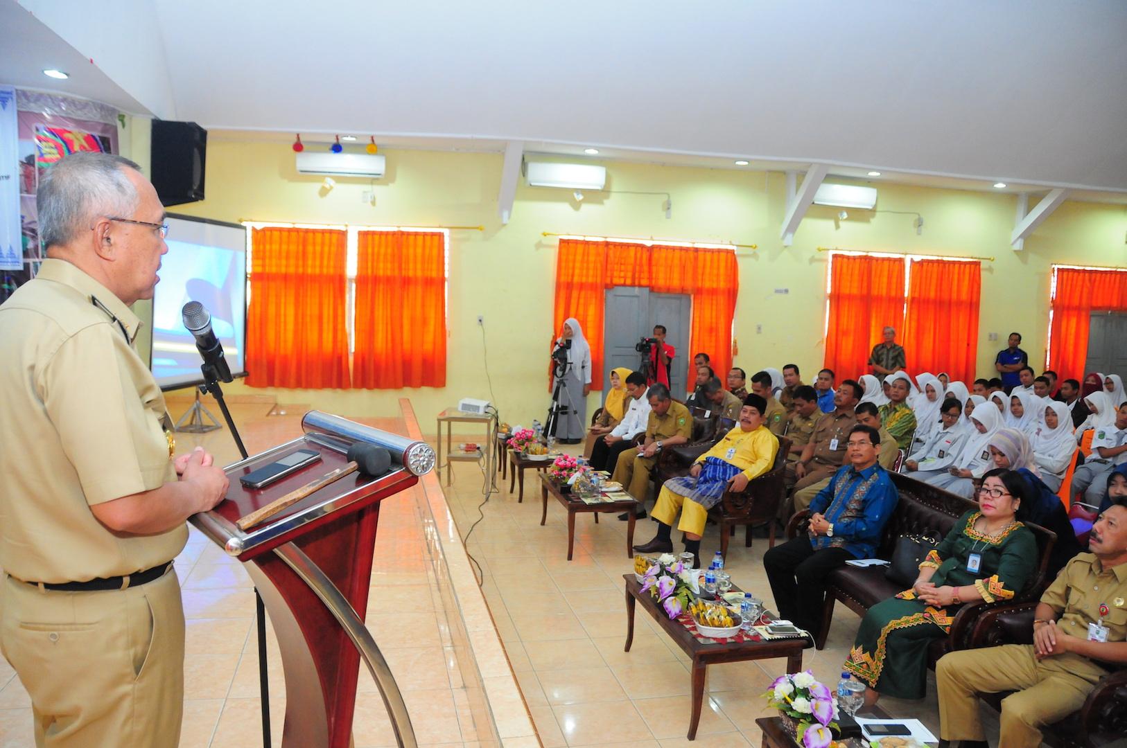 Permalink ke Pembukaan Ekspos/Gebyar SMK Negeri 2 Pekanbaru Menuju SMK Rujukan Tahun 2016